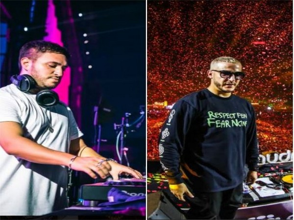 Jonas Blues and DJ Snake at the 13th edition of the largest Asian Music Festival, Sunburn Goa 2019