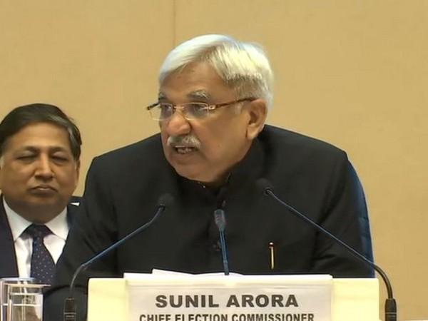 CEC Sunil Arora (File Image)