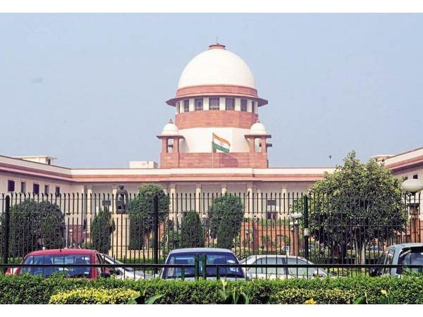 The Supreme Court of India (File pic)