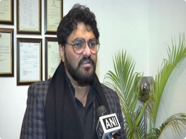 Union Minister Babul Supriyo. File photo