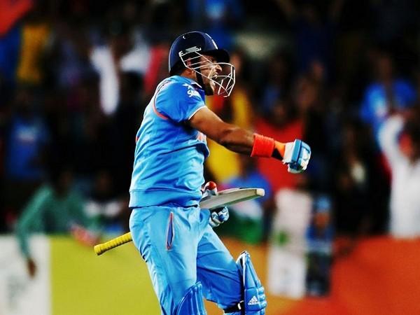 Former Indian cricketer Suresh Raina (Image: ICC)