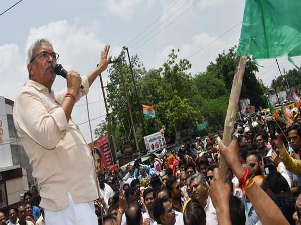 Former BJP MLA Surendra Nath Singh (File photo)