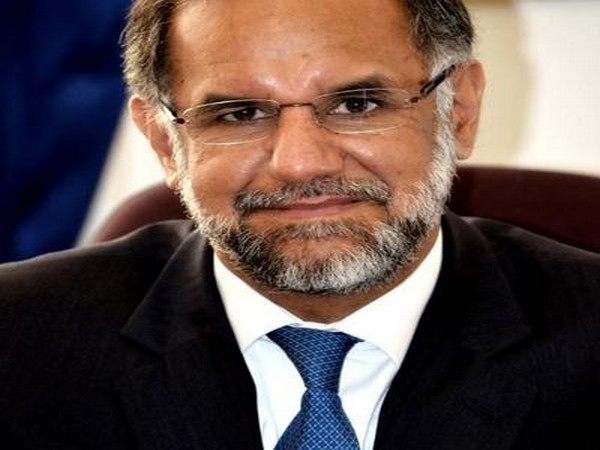 Navdeep Singh Suri, Indian Ambassador to the United Arab Emirates (UAE) (pic Twitter)