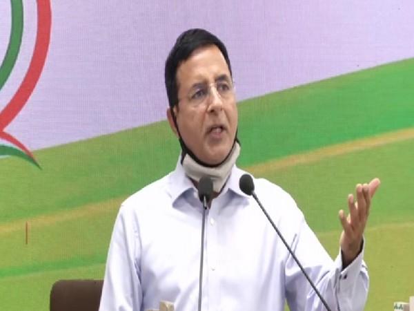 Congress leader Randeep Singh Surjewala [File Photo]
