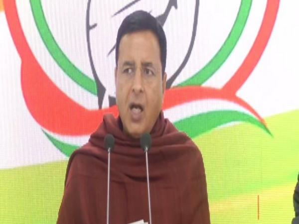 Congress leader Randeep Surjewala (File Photo)