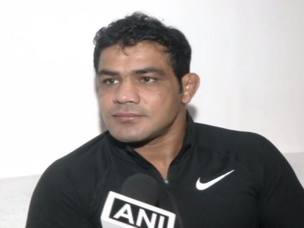 Olympic medalist wrestler Sushil Kumar