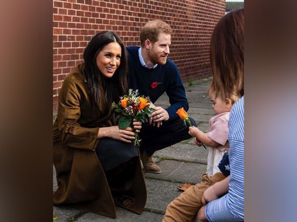 Here's how Meghan Markle, Prince Harry surprised military families!