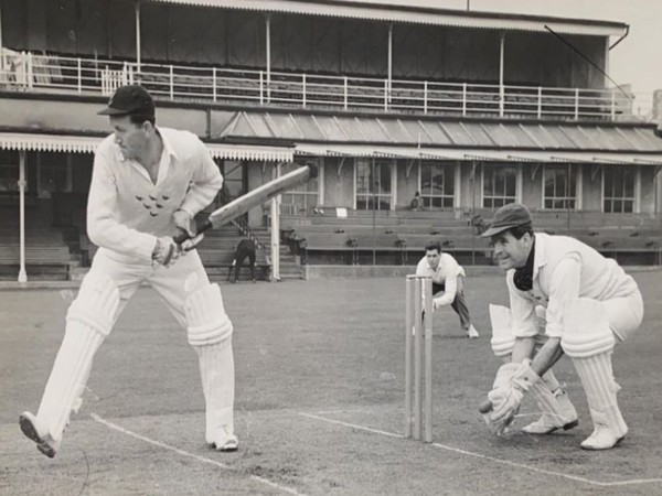 Don Smith (Photo: Sussex Cricket Museum)