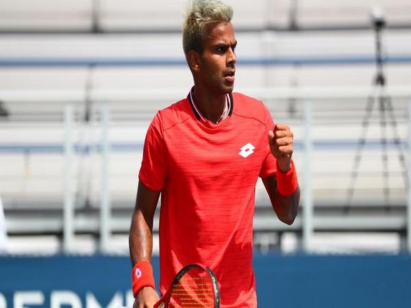 Tennis player Sumit Nagal (Photo/ Sumit Nagal Twitter)