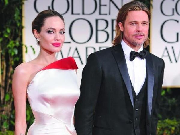 Angelina Jolie, Brad Pitt (Image source: Instagram)