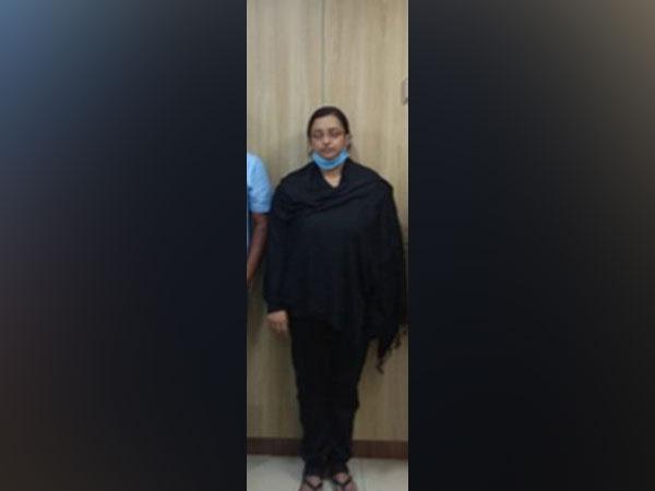 Kerala gold smuggling case accused Swapna Suresh. (File photo)