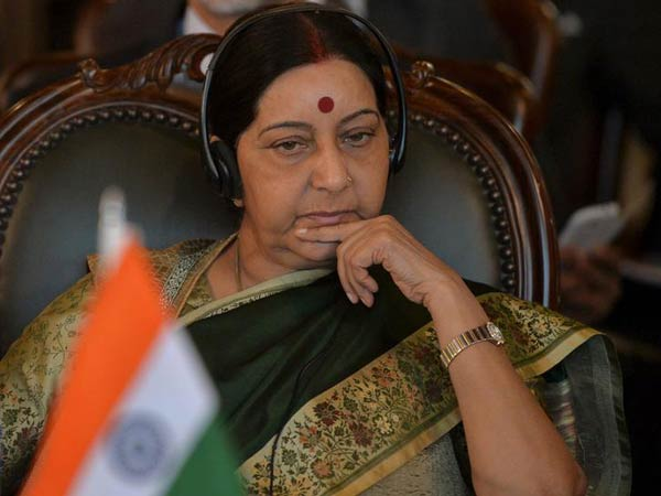 Sushma Swaraj (File Photo)