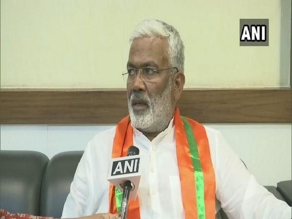 BJP Uttar Pradesh chief, Swatantra Dev Singh (File Photo/ANI)