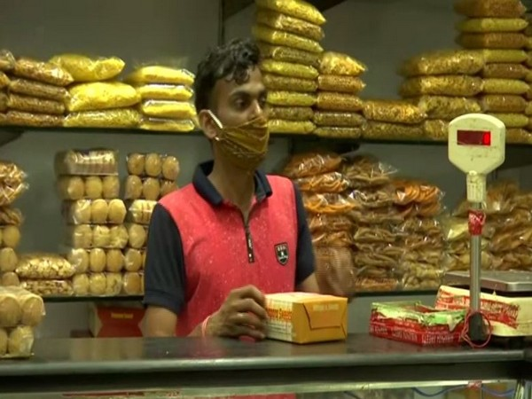 Sweet sellers in Odisha have opposed the 'best before date' rule issued by FSSAI from October 1. [Photo/ANI]