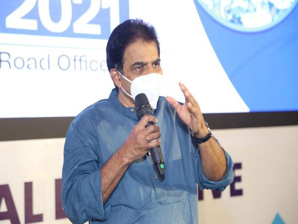 Congress MP from Rajya Sabha, KC Venugopal (Photo/ANI)