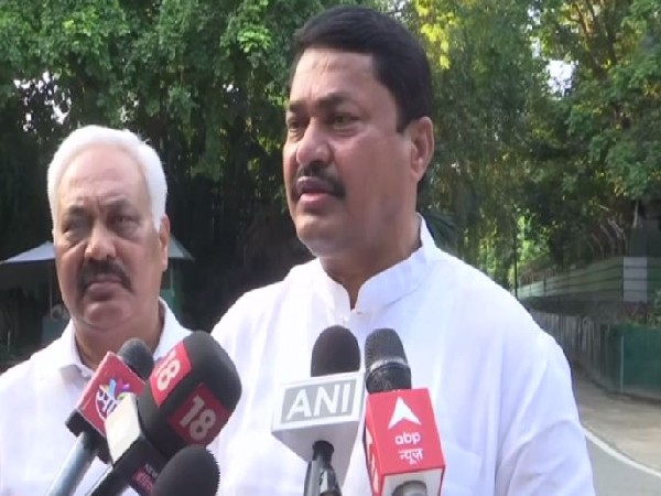 Maharashtra Congress chief Nana Patole. (Photo/ANI)