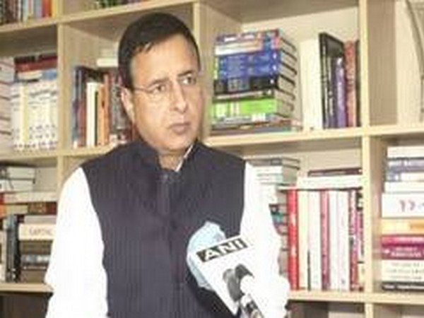 AICC General Secretary Randeep Singh Surjewala (File Photo/ANI)