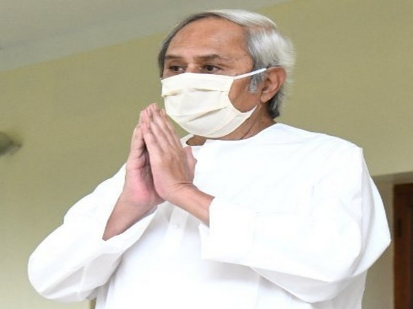 Odisha Chief Minister Naveen Patnaik (Photo/Twitter)
