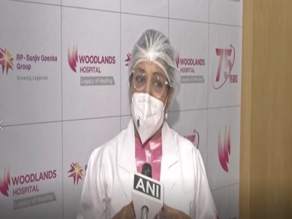 Dr Rupali Basu, CEO of Woodlands Hospital, Kolkata (Photo/ANI)