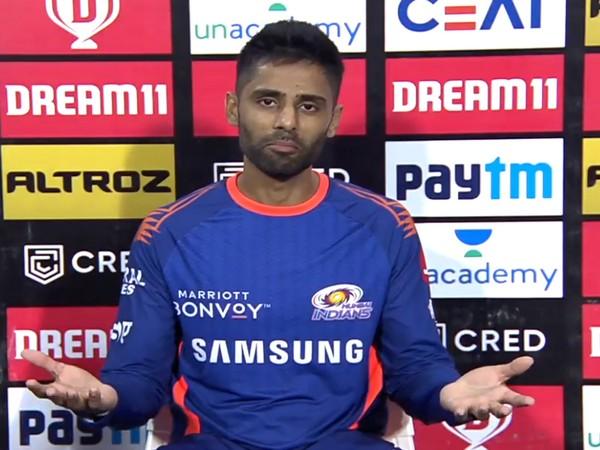 Mumbai Indians batsman Suryakumar Yadav   (Image: BCCI/IPL)