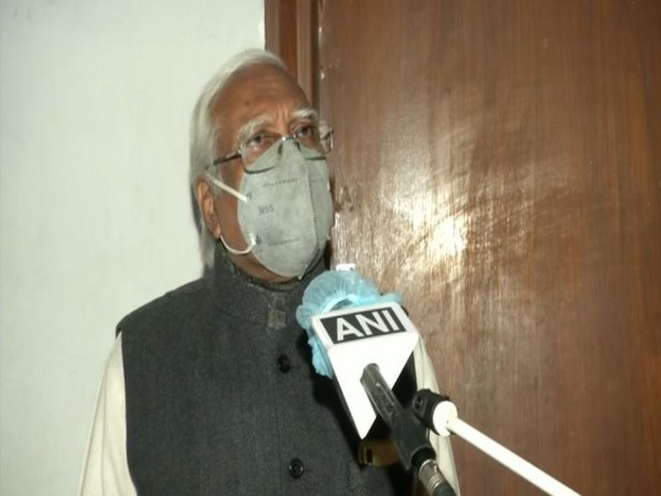 All India Kisan Sabha's General Secretary, Hannan Mollah (Photo/ANI)