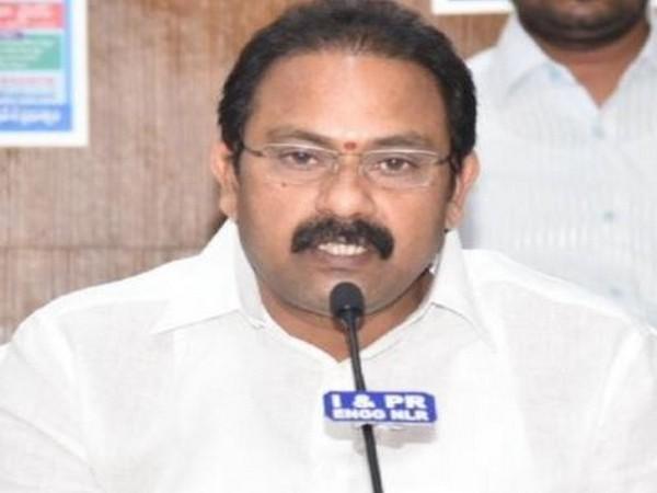 Andhra Pradesh Deputy Chief Minister Alla Nani (file photo)