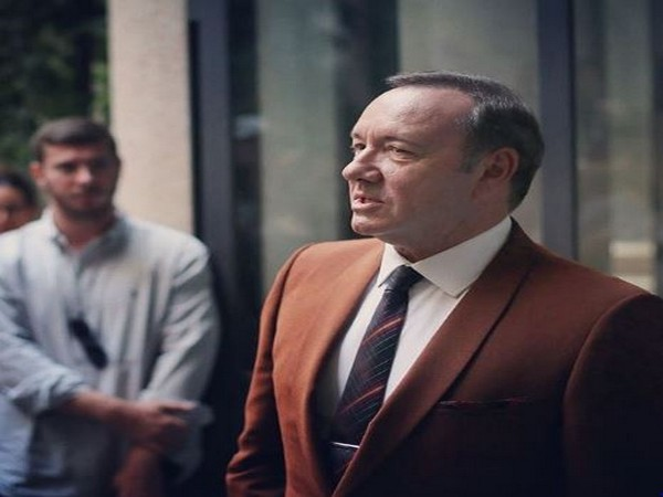 American actor Kevin Spacey (Image courtesy: Instagram)