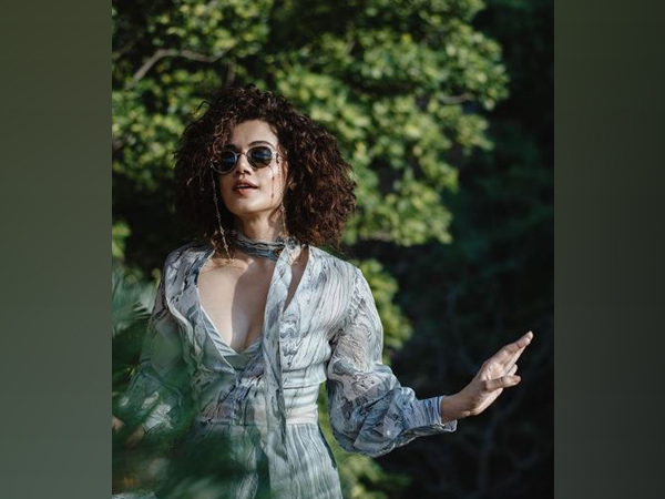 Taapsee Pannu (Image Source: Instagram)