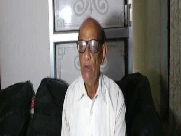 Advocate in Tabrez Ansari lynching case speaking to media in Jamshedpur, Jharkhand.