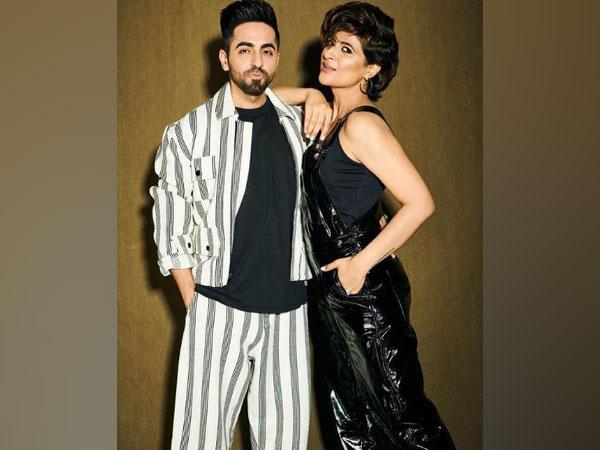 Ayushmann Khurrana and Tahira Kashyap (Image source: Instagram)