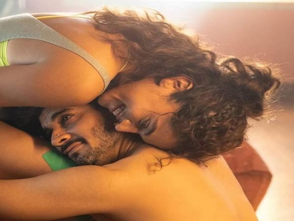 Taapsee Pannu and Tahir Raj Bhasin from upcoming film 'Looop Lapeta' (Image source: Instagram)