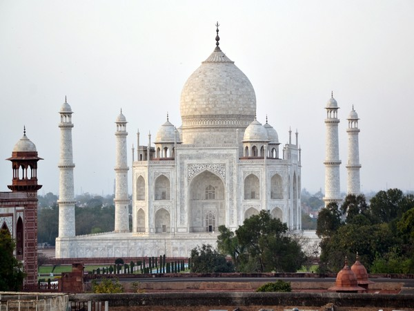 Taj Mahal (Photo/ANI)