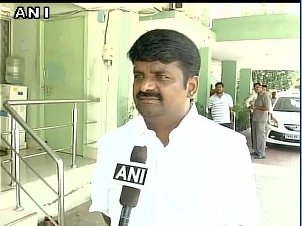 Tamil Nadu health minister C Vijayabaskar [File Photo/ANI]