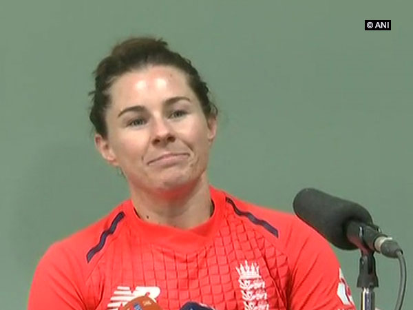 England batter Tammy Beaumont (ANI picture)