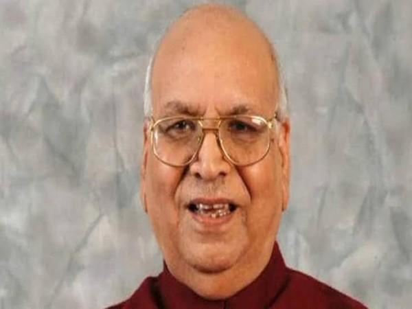 Former Madhya Pradesh Governor Lalji Tondon (File Photo/ANI)