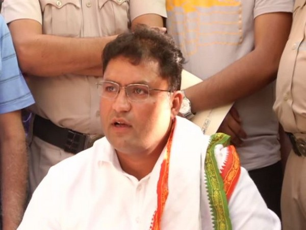 Former Haryana Congress President Ashok Tanwar (File photo)