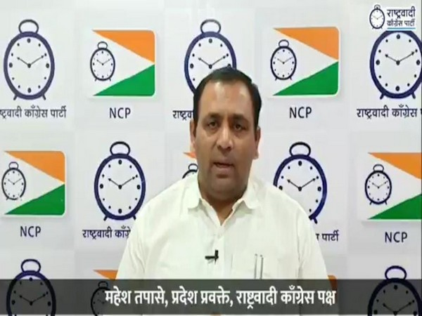NCP spokesperson Mahesh Tapase (file photo)