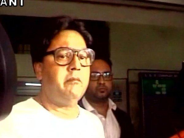 Former Trinamool Congress MP Tapas Pal breathed his last in Mumbai on Tuesday morning. (File photo)
