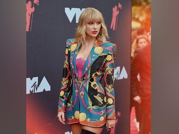 Taylor Swift (Image courtesy: Instagram)