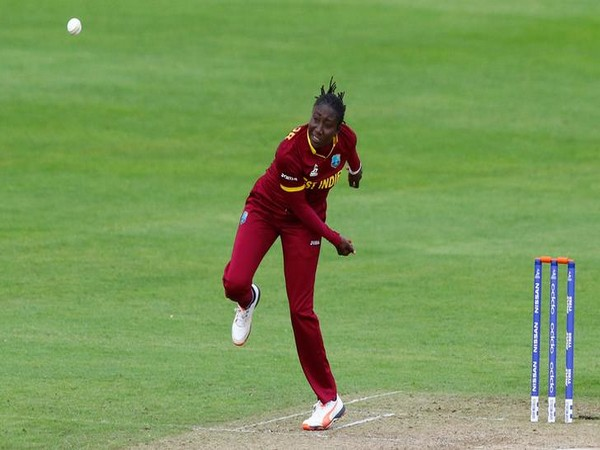 West Indies all-rounder Stafanie Taylor
