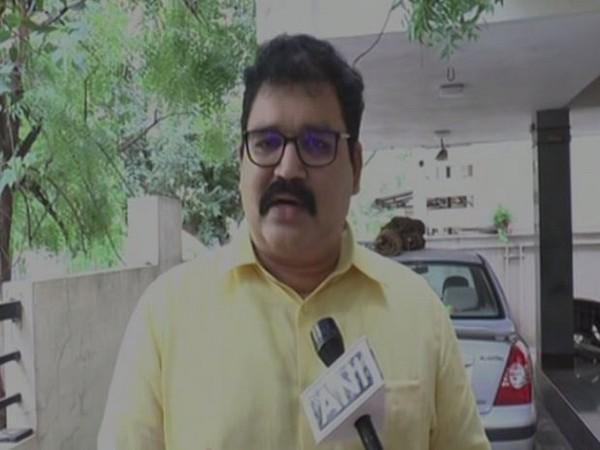 TDP leader K Pattabhi Ram (File photo)