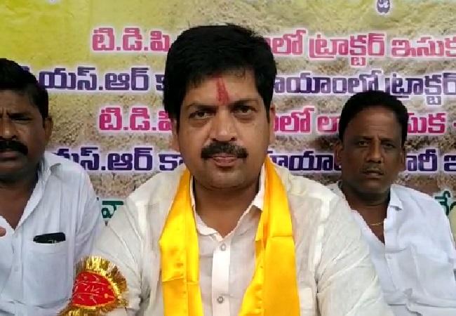 TDP leader Kollu Ravindra