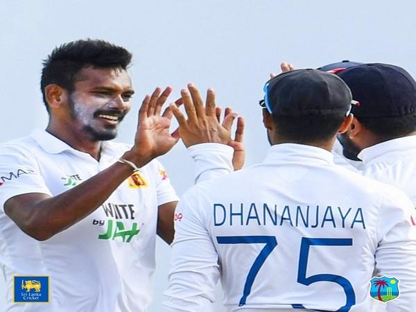 Team Sri Lanka (Image: Sri Lanka Cricket's Twitter)