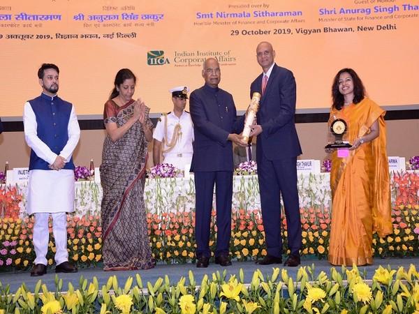National CSR Award, West Zone goes to Technip India