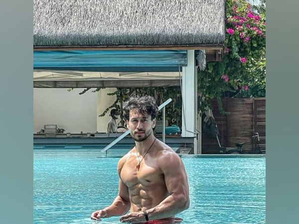Tiger Shroff (Image courtesy: Instagram)