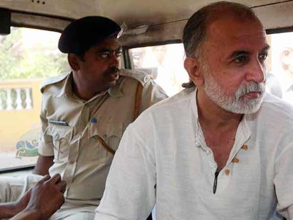 File photo of Tarun Tejpal