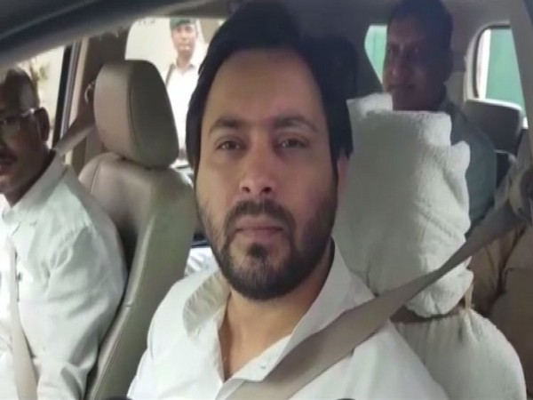 RJD leader Tejashwi Yadav. File photo/ANI