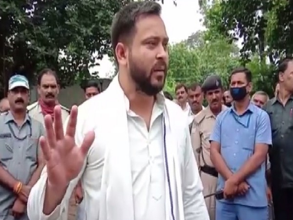 RJD leader Tejashwi Yadav. (File Photo)