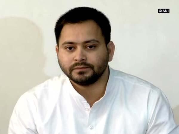 File Pic RJD leader Tejashwi Yadav