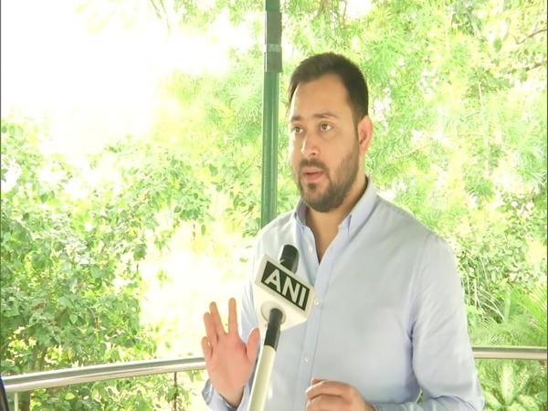 RJD leader Tejashwi Yadav (File photo)